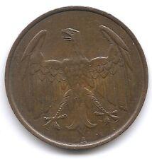 German Goethe 5 Funf Reichmark coin medallion 1832-1932