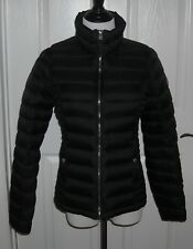 NWOT Abercrombie & Fitch Women's Junior's Puffer Down Jacket Size M Color Black