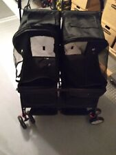 Two Compartment Pet Stroller