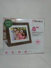 Aluratek digital photo frame 8