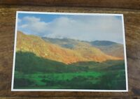 DAVE NEWBOULD WELSH PICTURE POSTCARD P141 THE GLYDERS AND NANTGWYNANT