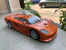 SALEEN S7 - 2004 - coppermetallic - MotorMax 1:24