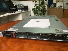 HP Proliant DL360e Gen8 Rack Server 8-CORE Xeon E5-2450L 24GB VMware 7 Test Lab
