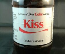 Share A Coke With KISS Bottle 2014