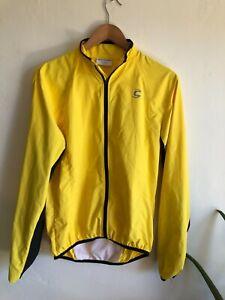 Cannondale Full-Zip Windbreaker Cycling Jacket size M