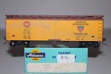 Ho Scale Athearn American Refrigerator Transit 40' Single Door Reefer 22783 C846