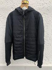 Silent by Damir Doma padded hooded jacket Rick boris julius avantgarde black