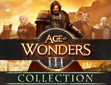 Age of Wonders III 3 COMPLETE Pc wie Heroes of Might and Magic 2 4 6 V ANNO 1800