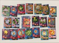 Pokemon Card Burger King Lot Charizard 1999 No Repeats 20 Cards Lot 1