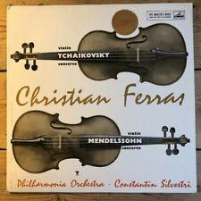 ASD 278 Tchaikovsky / Mendelssohn Violin Concertos / Christian Ferras W/G