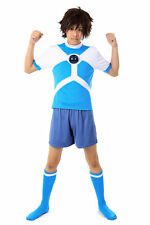 Inazuma Eleven Cosplay Costume Team Diamond Dust Alien Academy Soccer Jersey