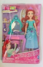 NIB Hasbro Disney The Little Mermaid Princess Ariel's Royal Vanity Ariel Doll