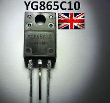 Diodo YG865C10R FUJI TO-220F YG865C10 UK Stock Nuovo di Zecca