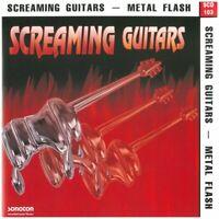 Sonoton SCD 103SCREAMING GUITARS - METAL FLASH-W.Plass/M.Prindy