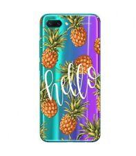 Coque Honor 10 Ananas hello tropical fruit Exotique