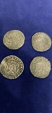 More details for mixed lot of silver hammered groats