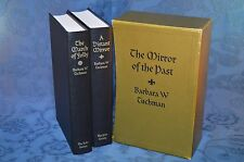 The Mirror of the Past - Barbara Tuchman 2 Volume Set - Folio Society 1997 (V)