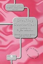 BREAKING BOUNDARIES: WOMEN IN HIGHER EDUCATION (GENDER & HIGHER EDUCATION MINI),