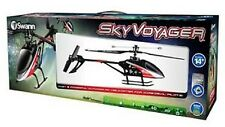 Swann Radio Control Sky Voyager Helicopter  RC- NEW