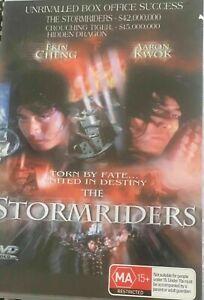 THE STORMRIDERS DVD (PAL, 1998) FREE POST