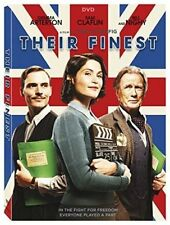 THEIR FINEST, DVD, 2017, SKU 2701