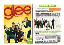 GLEE - Integrale Saison 1 - Coffret 1 Boitier Classique Large - 7 DVD - NEUF