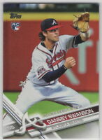 2017 Topps Atlanta Braves Complete Team Set Series 1, 2, and Update 27 cards