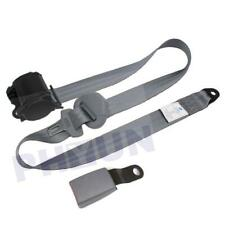 New Listing3 Point Retractable Car Safety Seat Belts Lap Safety Belt Seatbelts for Auto Car