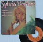 """Vinyle 45T Sylvie Vartan """"L'amour c'est comme les bateaux"""""""