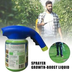 Hydro Mousse Seeding Grass Liquid Lawn Green Spray Device Seed Care Watering NEW