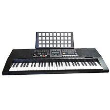 Clavier DynaSun MK906 USB MIDI LCD 61 Touches E-Piano Keyboard Enseignement