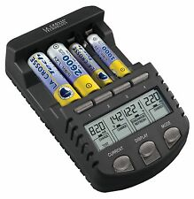BC1000 La Crosse Technology Alpha Power Battery Charger Tester NiMH NiCd AA AAA