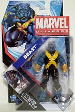 "BEAST (X-MEN) Marvel Universe 4"" inch Action Figure #10 Series 4 Hasbro 2012"