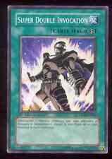 Konami Yu-Gi-Oh! n° 26120084 - Super double invocation - GLAS-FR053