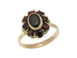 ANELLO gioiello in ORO anelli da donna uomo pietre 106