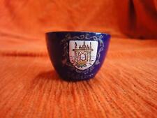Velden austria vintage enamel mini cup hand painted