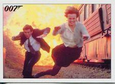 James Bond Archives 2015 Goldeneye Chase Card #73