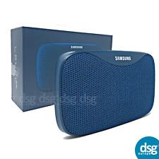 Samsung LEVEL Box Slim Speaker Blue Wireless IPx7 Waterproof Bluetooth aptX CSR