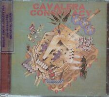 CAVALERA CONSPIRACY PANDEMONIUM + 2 BONUS TRACKS SEALED CD NEW 2015