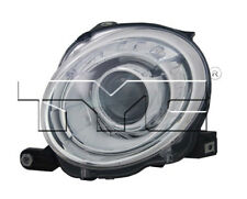 TYC Left Driver Side Halogen Headlight for Fiat 500 2012-2019 Models
