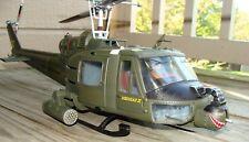 1:18 Ultimate Soldier Vietnam Era U.S Army UH1C Gunship Attack Huey Helicopter