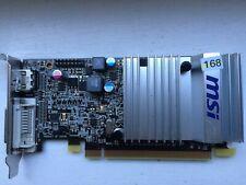 MSI ATI AMD RADEON HD5450 CEDAR PCI-EX16 1 GB RAM HDMI/DVI/VGA