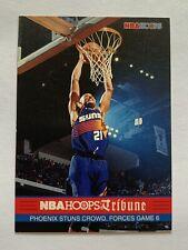 1993 SkyBox NBA Hoops Tribune Basketball Card #296