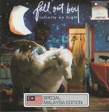 FALL OUT BOY - Infinity on high - CD album