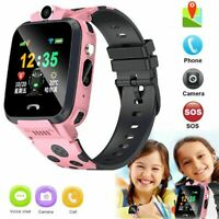 Kids Smart Watch Toys Touch Screen SOS Call Birthday Gift for Boys and Girls