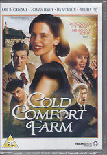Cold Comfort Farm Kate Beckinsale Joanna Lumley Ian McKellen New & Sealed R0 DVD