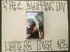 SEALED WENDY AND LISA (OF PRINCE) FRUIT AT THE BOTTOM 1ST PRESS PROMO CASSETTE K