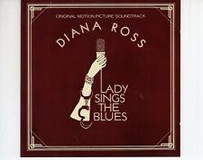 CD DIANA ROSSlady sings the bluesEX+  (A4295)