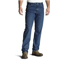 Riggs Workwear By Wrangler Men's & Relaxed Fit Jean Antique Indigo