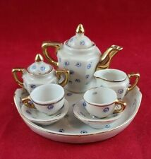 Occupied Japan Miniature Tea Set
